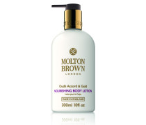 Oudh Accord & Gold Body Lotion - 300 ml | ohne farbe