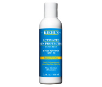 ACTIVATED SUN PROTECTOR SPF 50 FOR FACE - 100 ml | ohne farbe