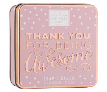 Soap In A Tin - Thank You - 100 g | ohne farbe
