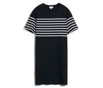 Shirtkleid TALEKAA PLACED STRIPE
