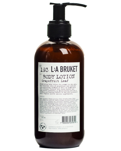 No.193 Body Lotion Grapefruit - 250 ml