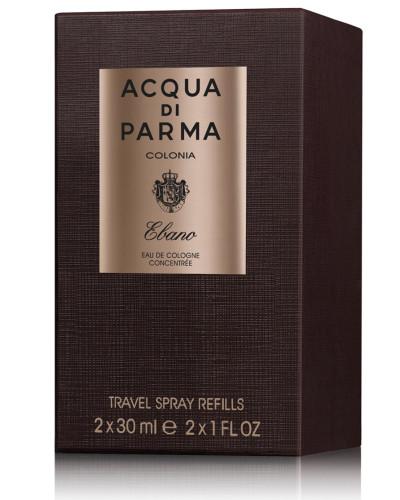 Colonia Ebano Travel Spray Refill - 2x30 ml
