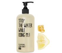 Lemon Honey Soap 500 ml