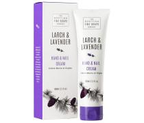 Larch & Lavender Hand And Nail Cream - 100 ml | ohne farbe