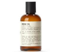 Rose 31 Körper- Und Badeöl - 120 ml | ohne farbe