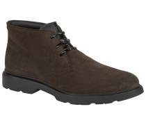 Desert Boot in Velours-Leder in Braun