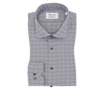 Oberhemd, Twofold super Cotton, Fitted Body