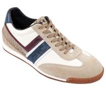 Sneaker, Camoscio in Beige für Herren