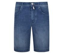 Hochwertige Jeans-Bermuda, J6636
