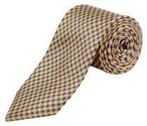 Krawatte in Gelb für Herren