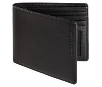 Geldbörse, Cervo 2.0 in Schwarz für Herren