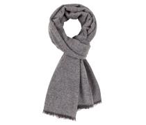 Schal in Grau für Herren