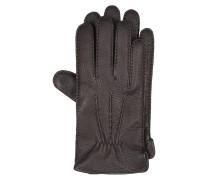 Handschuhe in Schwarz für Herren