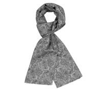 Schal aus Seide mit Paisley-Muster
