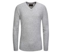 Pullover in Grau für Herren