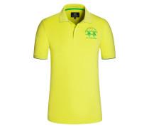 Poloshirt in Gelb für Herren