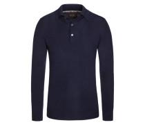 Pullover, Regular Fit in Blau für Herren
