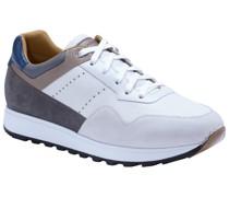 Eleganter Ledersneaker