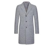 Mantel in Grau für Herren