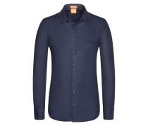 Freizeithemd, Elvedge, Regular Fit in Blau für Herren