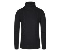 Pullover, Perton in Schwarz für Herren