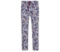 Schlafanzughose mit Paisley-Muster
