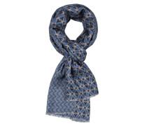 Schal in Blau für Herren