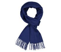 Schal aus 100% Kaschmir in Marine