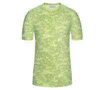 T-Shirt in Gelb für Herren