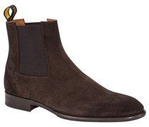 Chelsea Boot Veloursleder