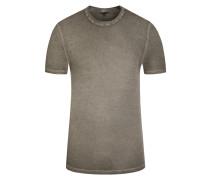 T-Shirt, Trafford in Gruen für Herren