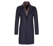 Mantel, Riva in Blau für Herren