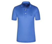 Poloshirt, Pio, Regular Fit in Blau für Herren