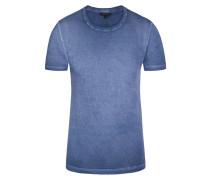 T-Shirt, Trafford in Blau für Herren