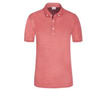 Poloshirt, Poy, Regular Fit in Rot für Herren
