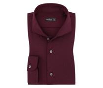 Hochwertiges Jersey-HemdMeisterwerk-Serie Bordeaux