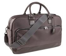 Tasche, Weekender in Braun für Herren