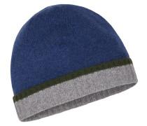 Mütze in Blau für Herren