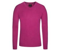 Pullover, Regular Fit in Lila für Herren