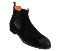 Chelsea Boots in Schwarz für Herren
