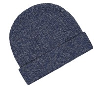 Mütze im Kaschmir-Baumwoll-Mix