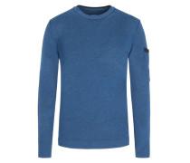 Modischer Pullover mit Alpaka-Anteil