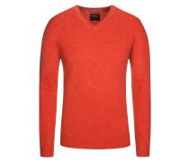 Pullover in Orange für Herren