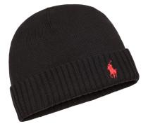 Mütze in Schwarz für Herren