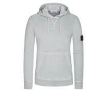 Hoodie in Grau für Herren