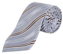 Krawatte in Blau für Herren