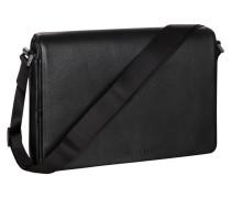 Tasche, Cervo 2.0 Shoulder Bag in Schwarz für Herren