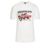 T-Shirt, Calverley, Regular Fit in Weiss für Herren