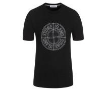 T-Shirt in Schwarz für Herren