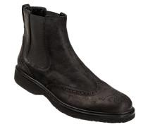 Chelsea Boots, H217 Route in Schwarz für Herren